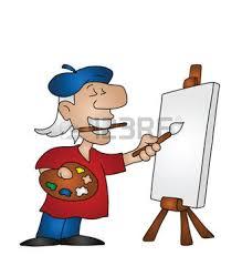 kunstenaar 2 montmartre